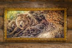 Коттедж Три Медведя, Малая Медвежка, гостевой комплекс для отдыха в Карелии, medvezhka-hotel.ru